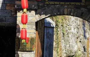 【石泉图片】熨斗古镇