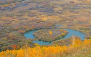 【白山图片】2013赏秋之旅(上)----呼伦贝尔、海拉尔、阿尔山(纯风景照)