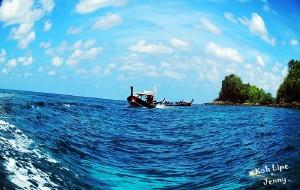 【丽贝岛图片】车船飞机摇晃晃,晃到隐世小岛,泰美丽~4 days in Koh Lipe(猛戳美图!)