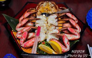 日本美食-螃蟹本家(札幌站前总店 )