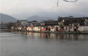 【黄山图片】画中画的乡村——宏村