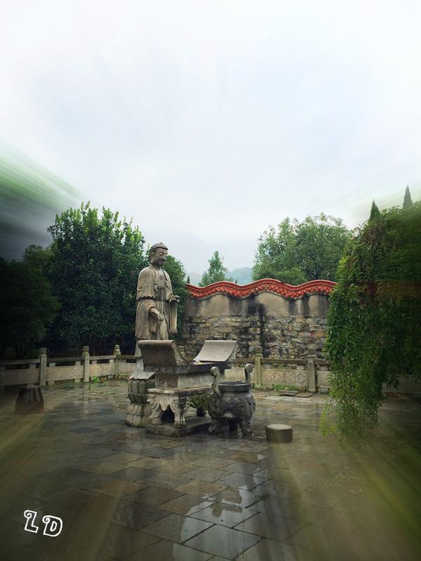 庐山西林寺        图片