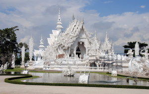 【清莱图片】两个白痴闯泰国!玩遍曼谷清迈普吉!面向新手做最实用功略