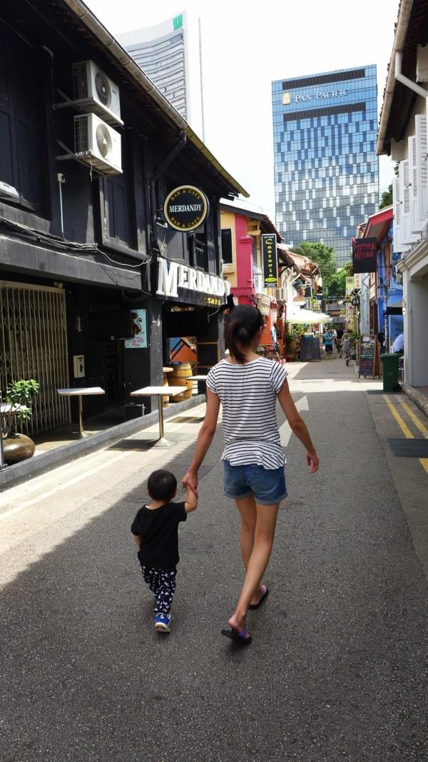 1周岁e哥摇摇摆摆看世界——新加坡 民丹岛10日游