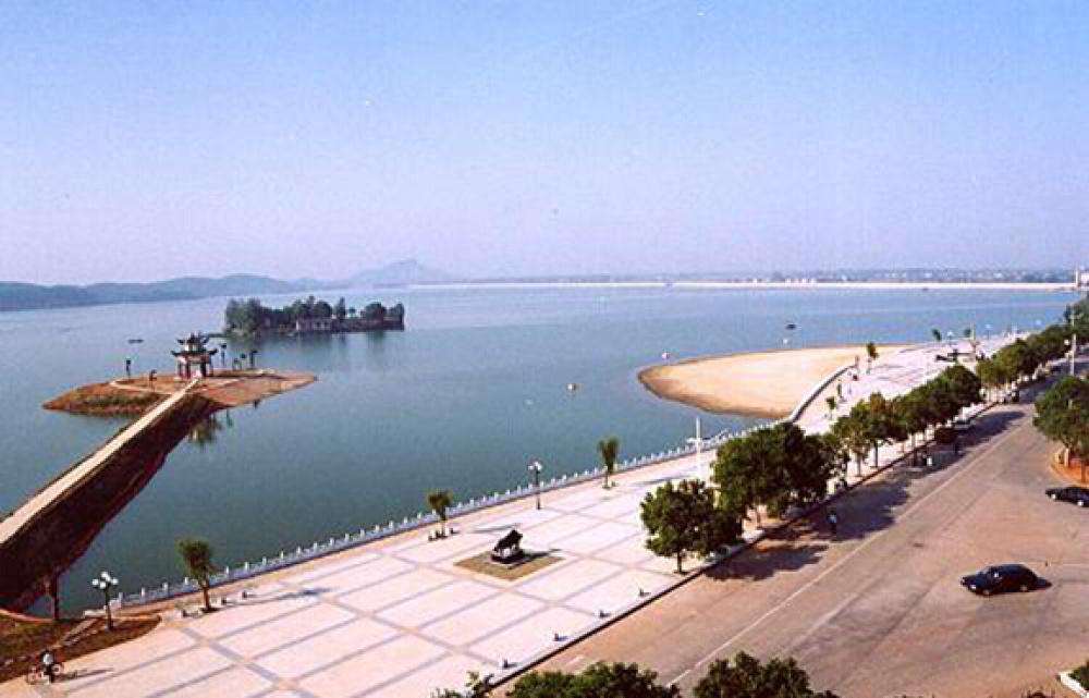 平谷三湖风景区