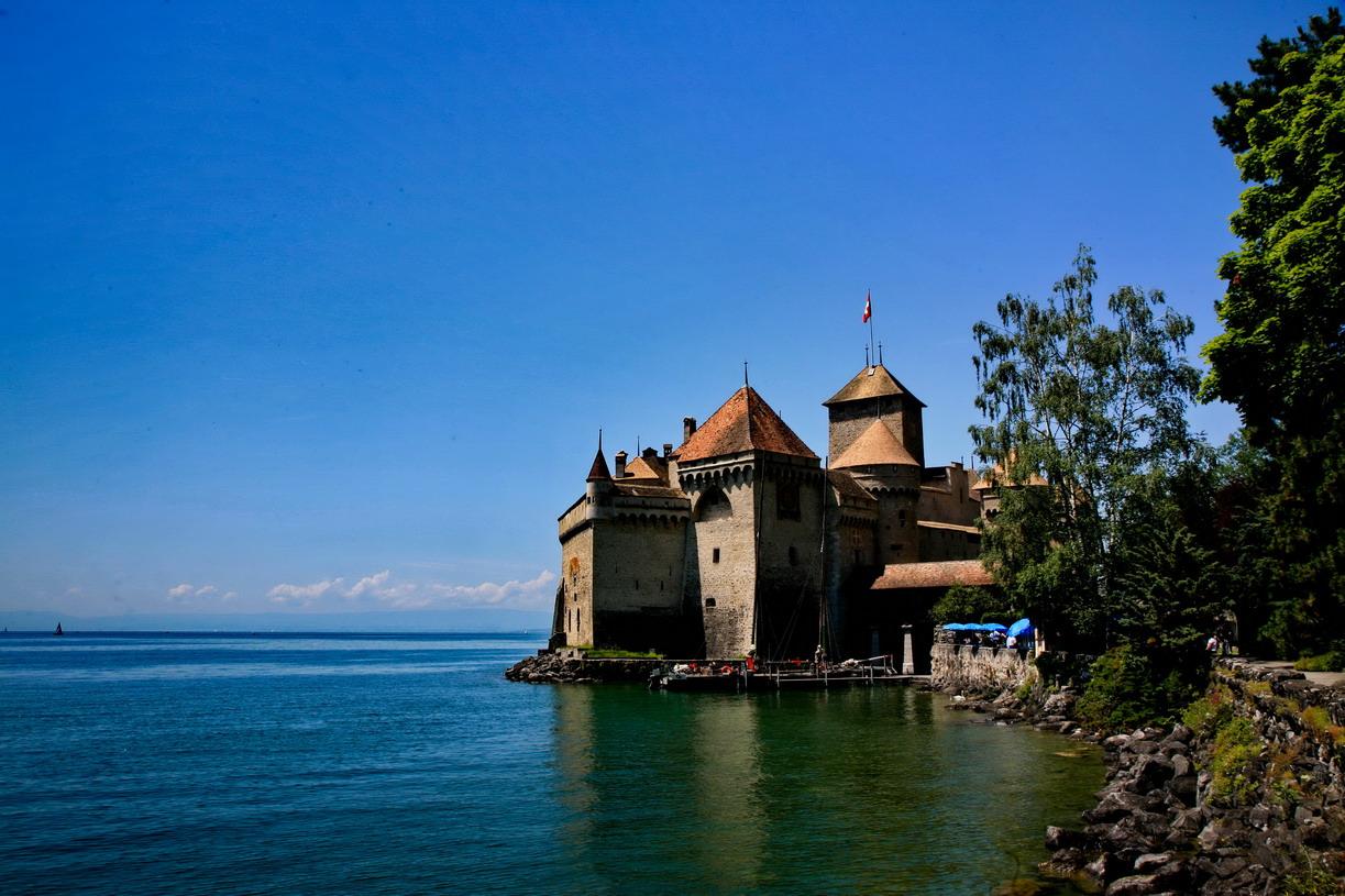 说说欧洲那些美丽的古城堡