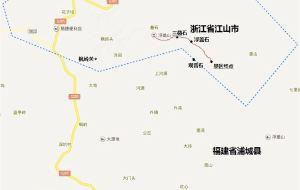 【衢州图片】2015.2.11江山浮盖山