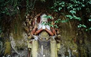 【内江图片】喧闹之中的净土——翔龙山摩崖石刻