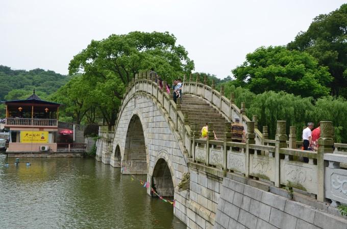 岳阳楼洞庭湖风景区