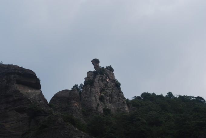 朝阳灵山风景区