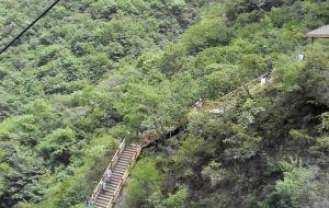 【野三坡图片】河北野三坡 首赞百里峡