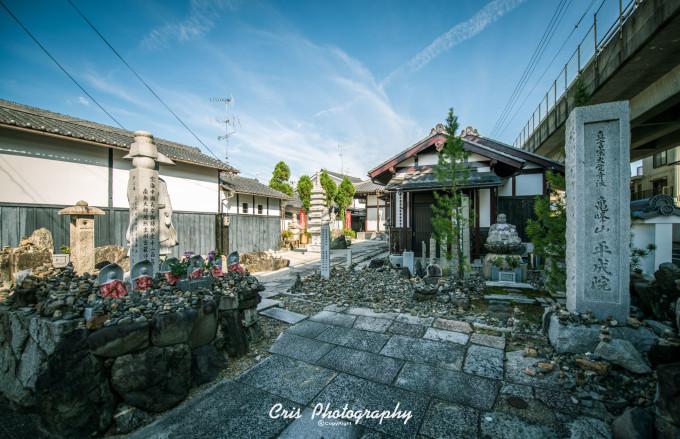 京都街头风景图片