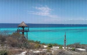 【坎昆图片】在坎昆遇见最美的海——爽歪歪的墨西哥独行之旅