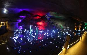 【沂水图片】「探访」春暖花开,江北第一地下溶洞—天谷·天然地下画廊!