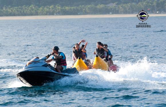 分界洲岛香蕉船门票