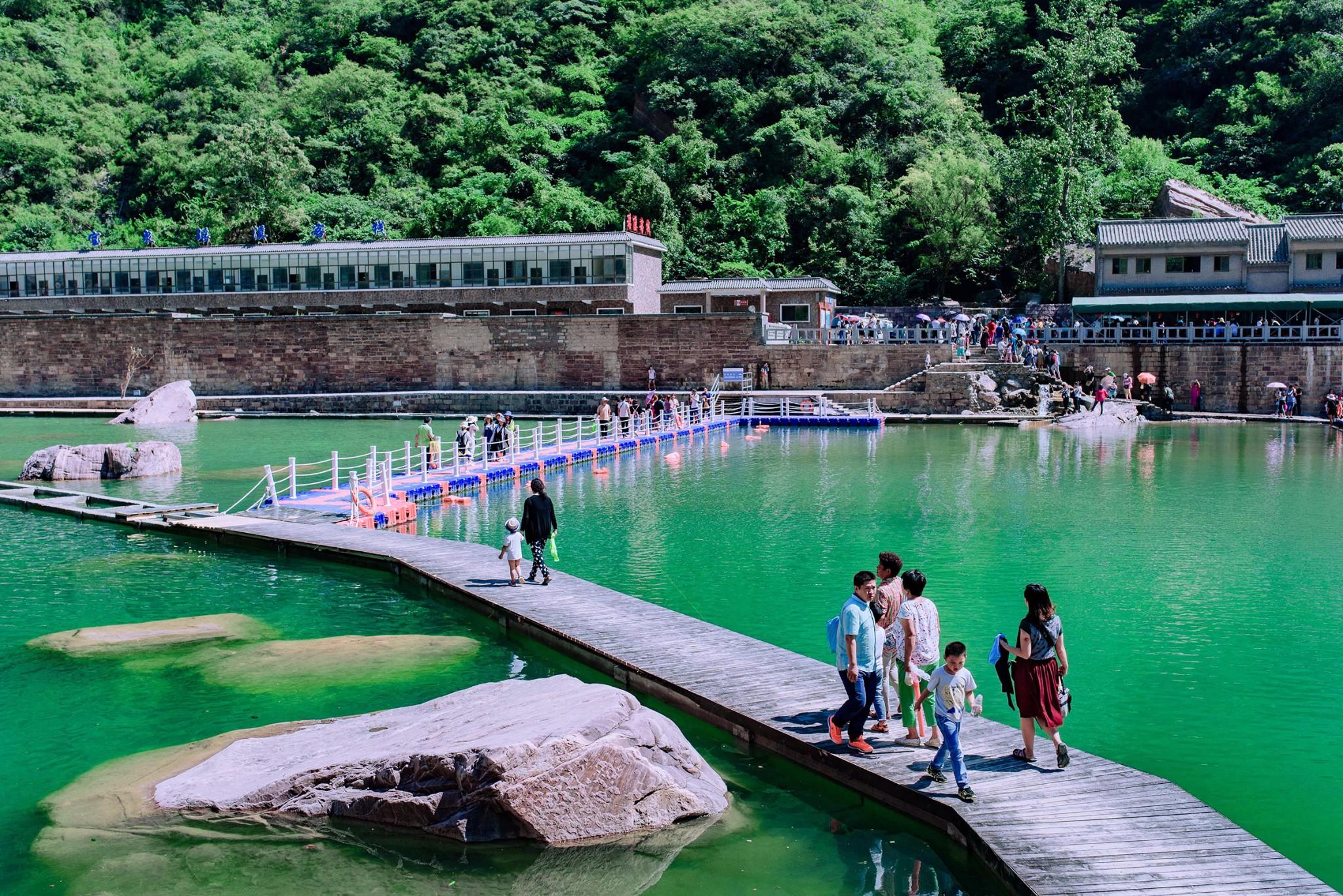 宝泉风景区高清图片