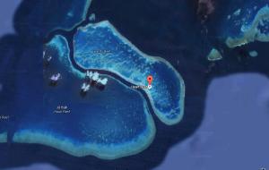 【大堡礁图片】【史上最全】圣灵群岛观览心形礁选飞机攻略