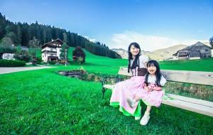 【奥地利图片】【蜂首纪念】律动的音符弹奏波西米亚的深情,带四岁宝宝游奥地利和捷克---勇不婷兮去旅行之七