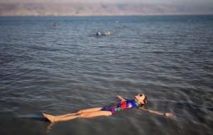 【死海图片】2016年10月以色列8日自驾(凯撒利亚、海法、太巴列、耶路撒冷、死海、埃拉特、特拉维夫)