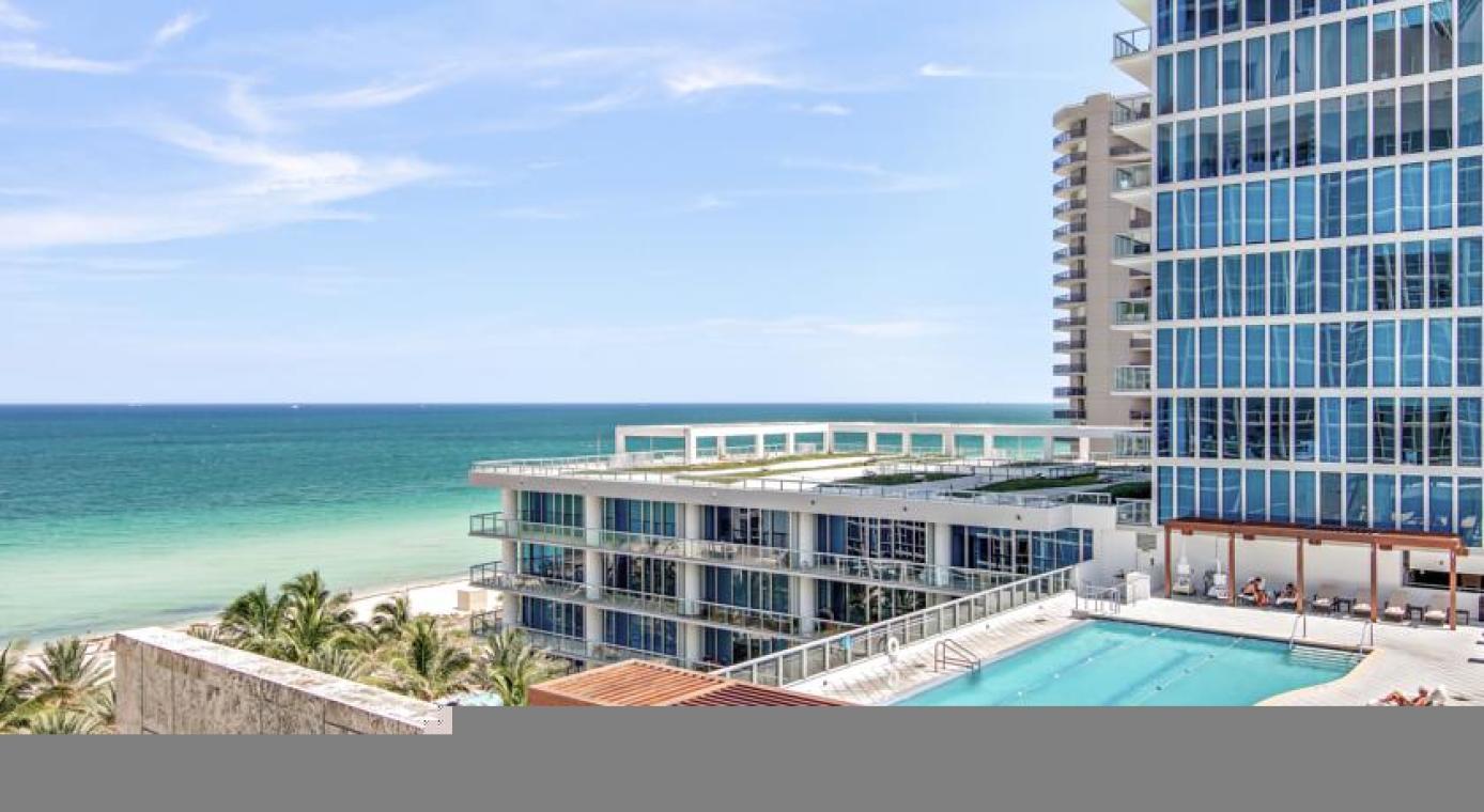 卡瑞龙迈阿密海滩酒店