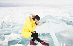 【伊尔库茨克图片】冰雪奇缘之蓝色贝加尔湖