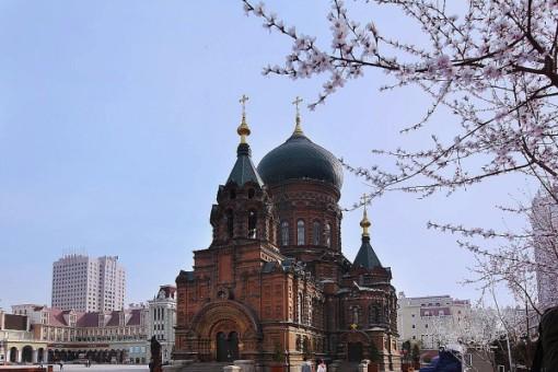 哈尔滨的独特建筑文化和哈尔滨人的欧式生活