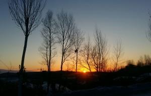 【抚远图片】今天抚远的天气特别好!早上送完孩子赶紧跑到南山上拍日出,分享给大家祖国东极今天的日出!
