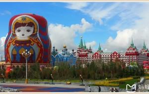 【贝加尔湖图片】2016秋季环游之三 中俄边界城市 ( 满州里 )