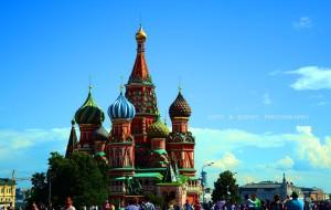 【俄罗斯图片】美美的回忆,莫斯科,圣彼得堡,战斗民族的初体验(没有美女帅哥,只有攻略)