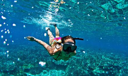 【丰富水上项目】巴厘岛-蓝梦岛一日游