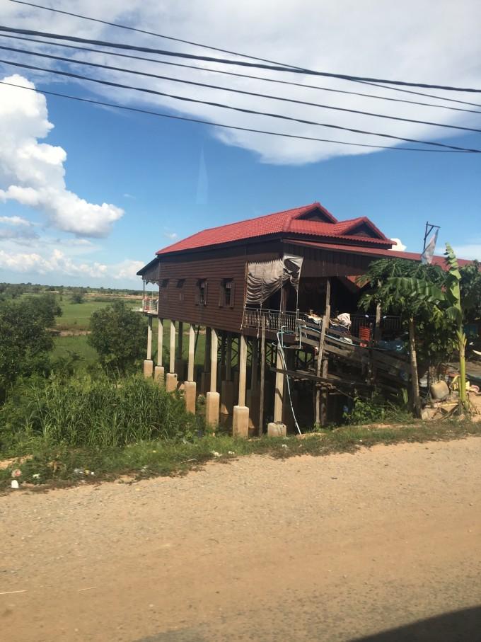 探索原始森林里的神秘国度——柬埔寨