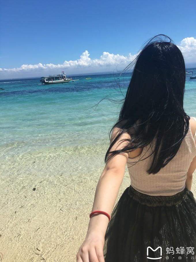 浮生巴厘之蓝梦岛