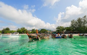 【丽贝岛图片】【唐人立泰国记忆】梦回丽贝岛,追逐日出日落的旅途