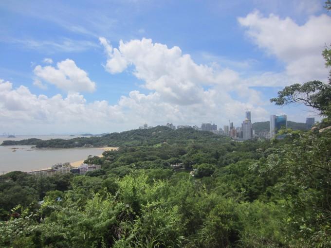 珠海云水逐个睇之-景山公园,珠海旅游景点-马蜂窝去攻略谣攻略拍照景点图片