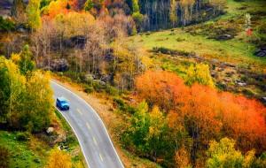 【白哈巴图片】在那遥远的地方——北疆之秋