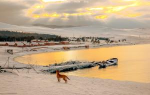 【俄罗斯图片】贝加尔湖木屋长居过冬,平民版攻略(含冰钓,打猎,俄式冰火桑拿等体验报告)