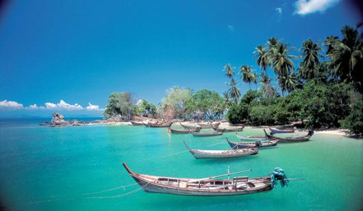 象岛出发 5岛大船出海一日游