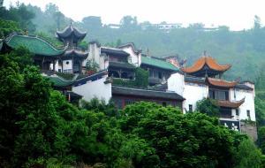 【云阳图片】重庆三日游,带你探秘千年云阳张飞庙