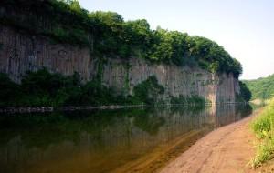 【宽甸图片】晨游黄椅山玄武湖,背包走丹东之二