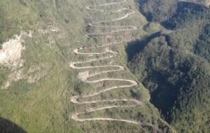 【晴隆图片】一个人的行走。徒步24道拐,梵净山。