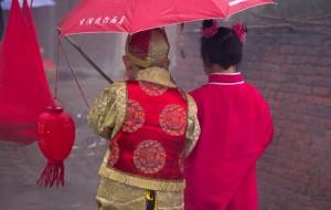 【永泰图片】古镇新娘——永泰·嵩口古镇复兴