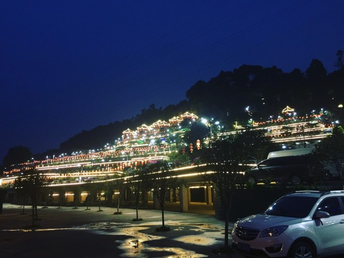 重庆南山风景区攻略