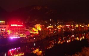 【漯河图片】舞阳河上赏夜景