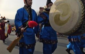【庆州图片】樱花树下的马拉松—韩国首尔庆州釜山4日游
