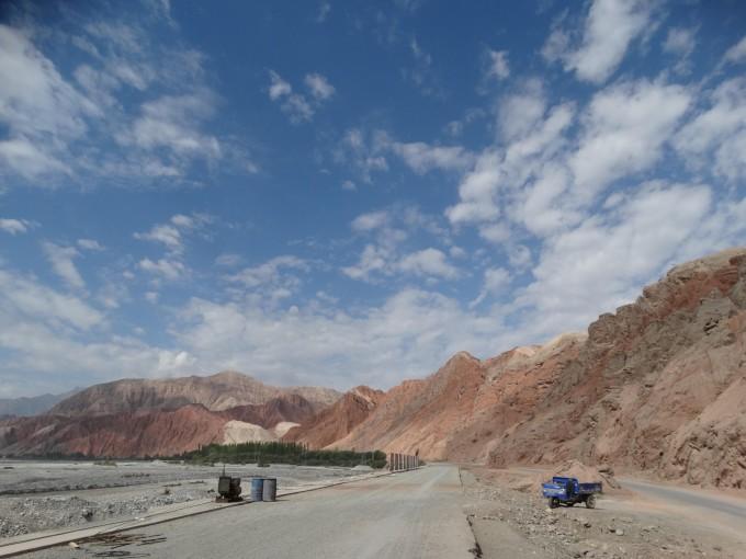 喀什河谷风景区