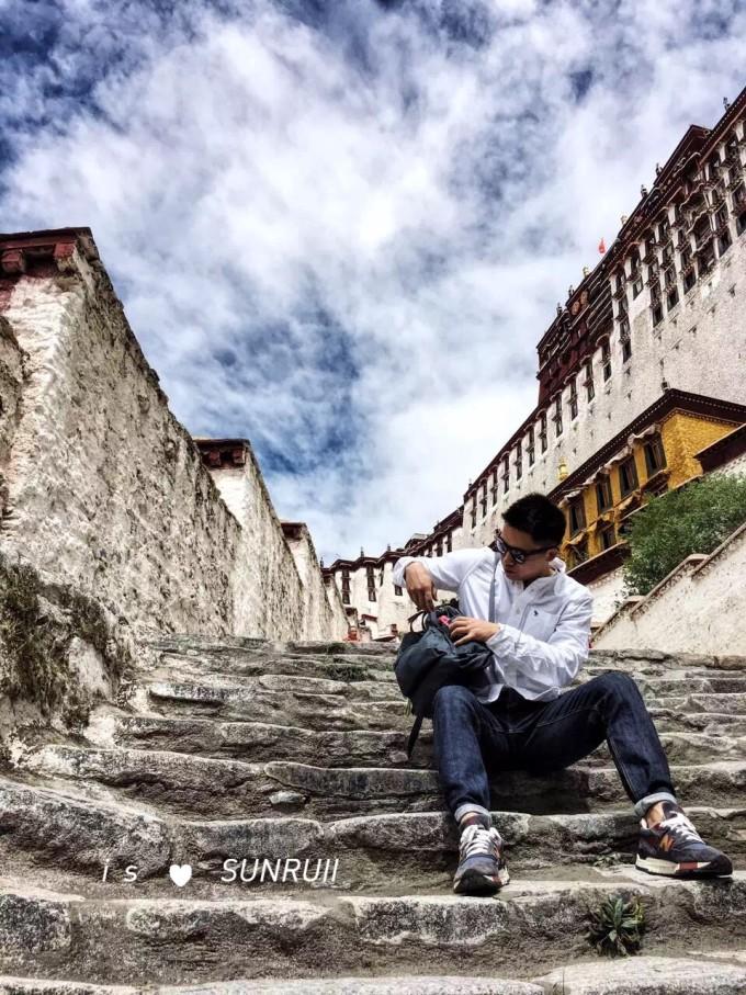 布达拉宫高清大图手机壁纸风景