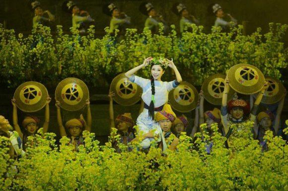 《边城》森林舞台剧(演出时长:75分钟)