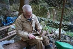 老人与山——东京后花园奥多摩 Wasabi农场见学 康复院探访