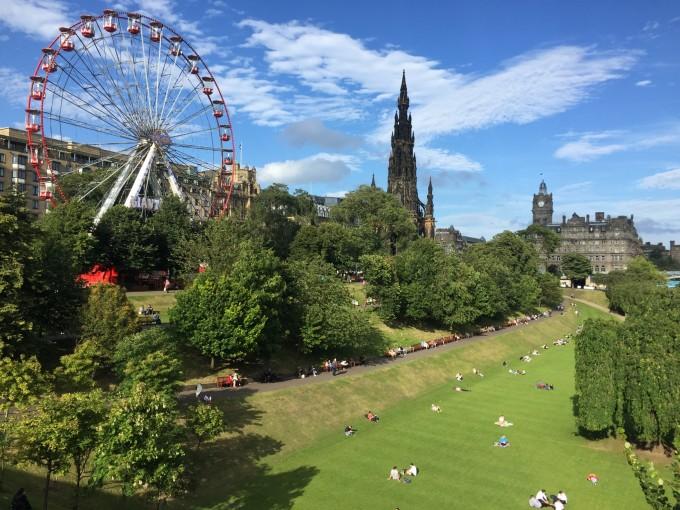 苏格兰是大不列颠及北爱尔兰联合王国下属的地区之一,位于大不列颠岛