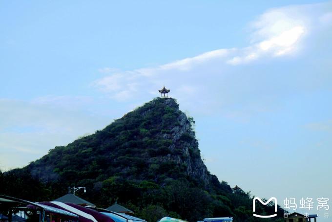 禄充风景区---笔架山